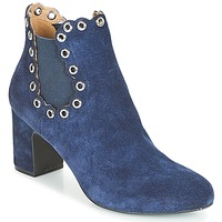 Chaussures Femme Bottines André ALESSIA Marine