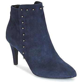 Chaussures Femme Bottines André TEA Marine