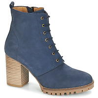 Chaussures Femme Bottines André ROVER Marine