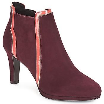 Chaussures Femme Bottines André ERIKA Bordeaux