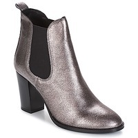 Chaussures Femme Bottines André CLAFOUTI Argent