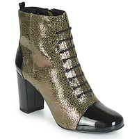 Chaussures Femme Bottines André CONGA Kaki