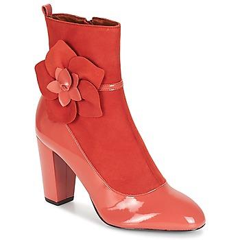Chaussures Femme Bottines André MAGDALENA Rose