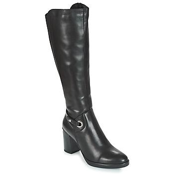 Chaussures Femme Bottes ville André ALBA Noir