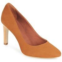 Chaussures Femme Escarpins André MANUELA Camel