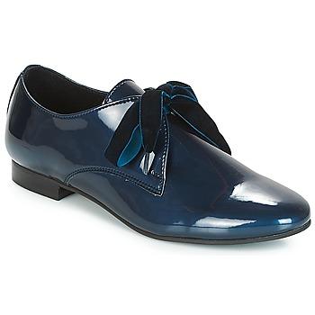 Chaussures Femme Derbies André CRAQUANT Marine