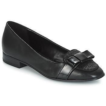Chaussures Femme Ballerines / babies André ANNALISA Noir