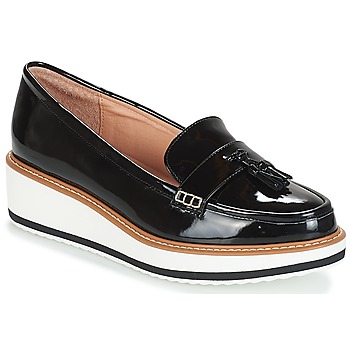 Chaussures Femme Mocassins André AUSTIN Noir