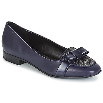Chaussures Femme Mocassins André ANNALISA Bleu