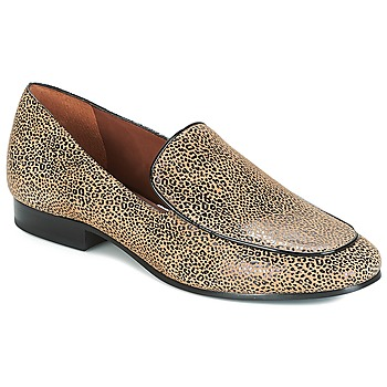 Chaussures Femme Mocassins André BOLINIA Beige