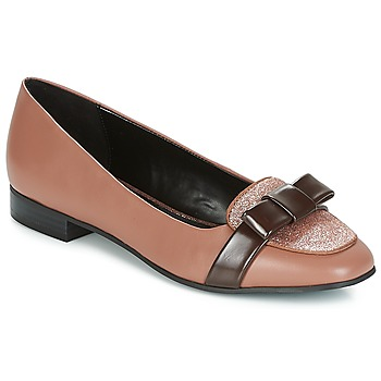 Chaussures Femme Mocassins André ANNALISA Taupe