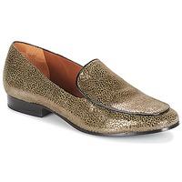 Chaussures Femme Mocassins André BOLINIA Doré