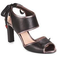 Chaussures Femme Sandales et Nu-pieds André NEVERLAND Noir