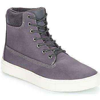 Chaussures Femme Boots André HUSSARD Gris