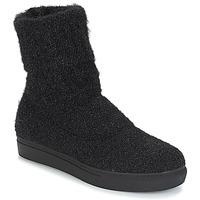 Chaussures Femme Boots André CROCUS Noir