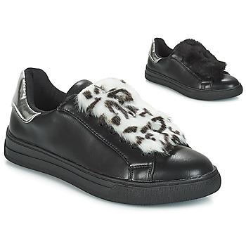 Chaussures Femme Baskets basses André LEXIE Noir