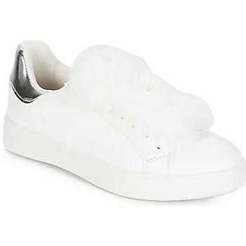 Chaussures Femme Baskets basses André LEXIE Blanc