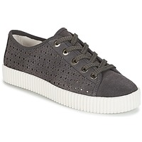Chaussures Femme Baskets basses André STARLIGHT Gris
