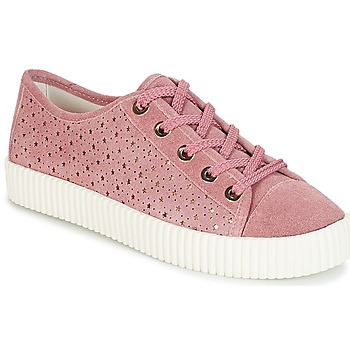Chaussures Femme Baskets basses André STARLIGHT Rose