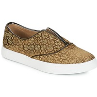 Chaussures Femme Slip ons André ROYAUME Kaki