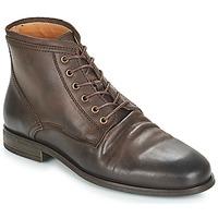 Chaussures Homme Boots André INVENTEUR Marron