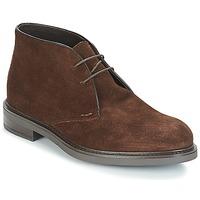 Chaussures Homme Boots André BOHEME Marron