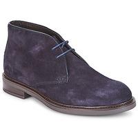 Chaussures Homme Boots André BOHEME Marine