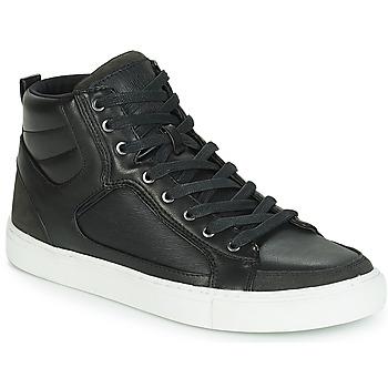 Chaussures Homme Baskets montantes André ROLLER Noir