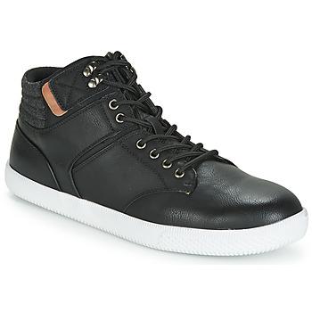 Chaussures Homme Baskets montantes André RAPPEUR Noir