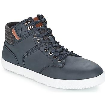 Chaussures Homme Baskets montantes André RAPPEUR Bleu