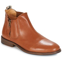 Chaussures Homme Boots André BARYTON Camel