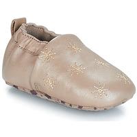 Chaussures Fille Chaussons bébés André STRELLA Beige