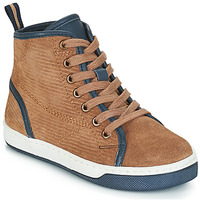 Chaussures Garçon Boots André STREET Beige