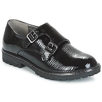 Chaussures Fille Derbies André MONK Noir
