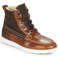 Chaussures Garçon Boots André GLOBE Marron