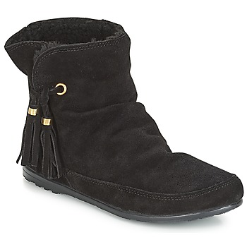 Chaussures Femme Boots André TATANKA Noir