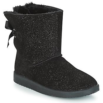 Chaussures Femme Boots André TOUDOU Noir
