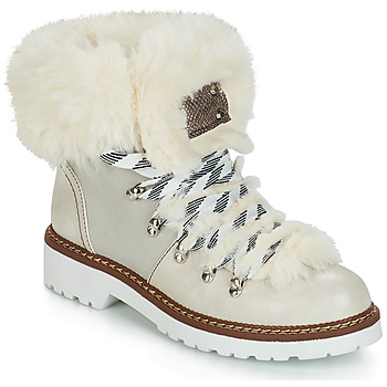 Chaussures Femme Bottines André TABULAE Blanc