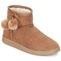 Chaussures Femme Boots André TOUCHOU Marron