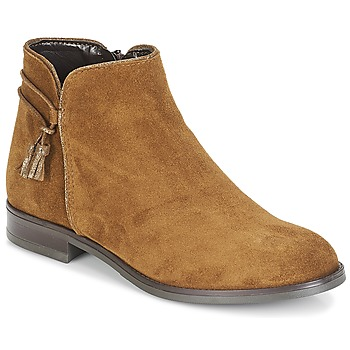 Chaussures Femme Boots André BILLY Marron