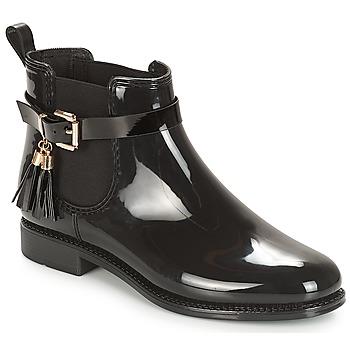 Chaussures Femme Bottines André JAMES Noir