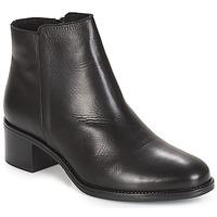 Chaussures Femme Boots André CREDO Noir