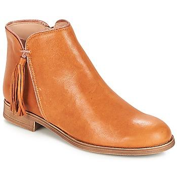 Chaussures Femme Boots André PAOLINE Marron