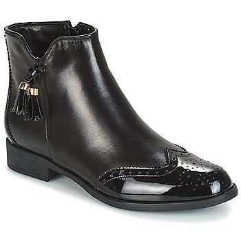 Chaussures Femme Boots André ALINA Noir