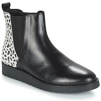 Chaussures Femme Boots André TRULY Noir