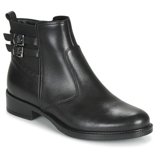 Chaussures Femme Boots André CARLIN Noir