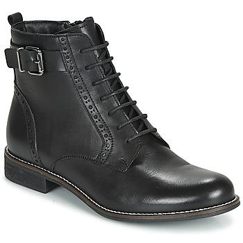 Chaussures Femme Boots André CHEPTELA Noir