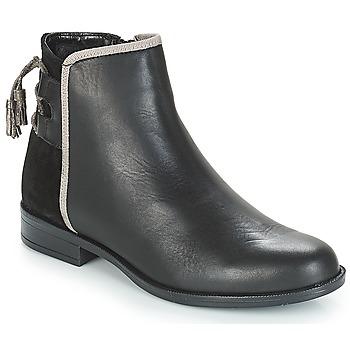 Chaussures Femme Boots André TITOL Noir