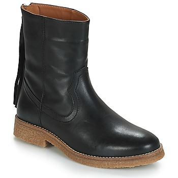 Chaussures Femme Boots André THEO Noir