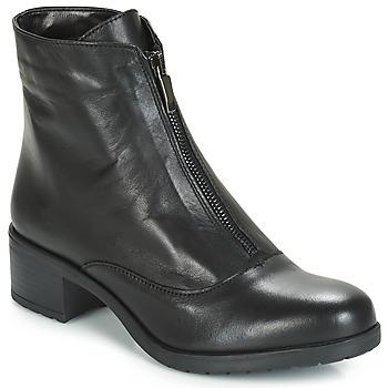 Chaussures Femme Bottines André TAX Noir